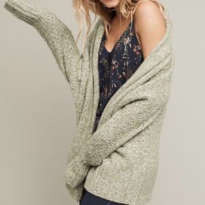 Angel of the North Oversized Chauvet Cardigan S